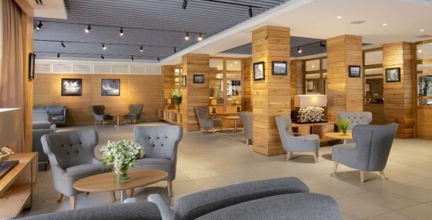 Nof Ginosar lobby