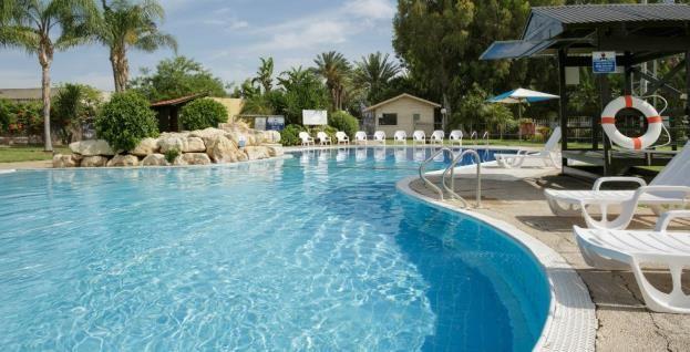 Nof Ginosar  pool
